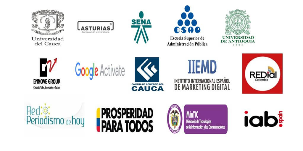 Servicios profesionales en comunicación y marketing digital