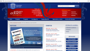 Unicauca Página web
